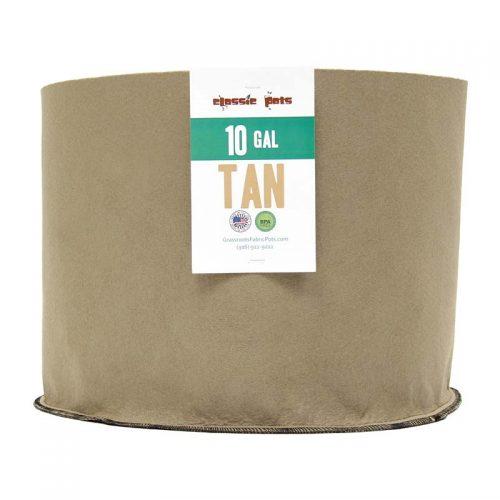010 gallon tan classic