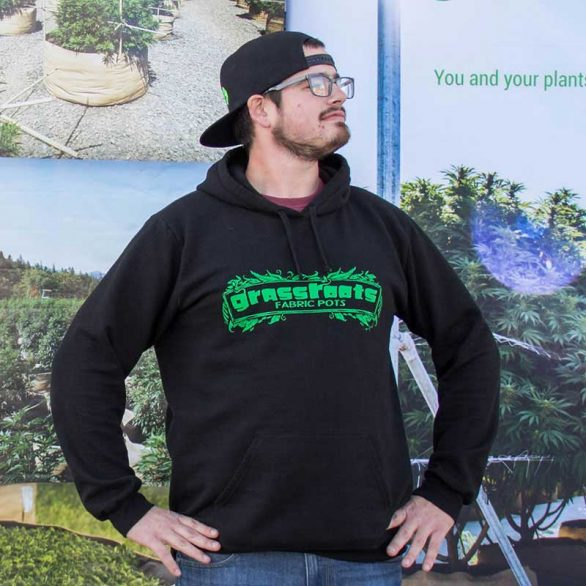 Grassroots hoodie