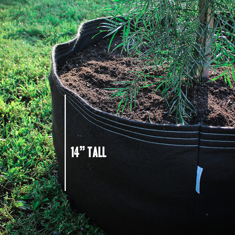 large shorty soil saver 14 in tall